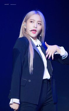 Kim Yerim from Red Velvet (automatic)
