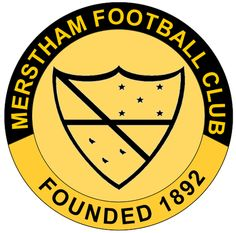 Merstham F.C., Isthmian League Premier Division, Merstham, Surrey, England.