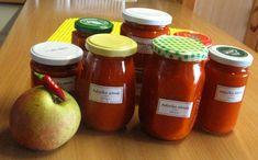Hot Sauce Bottles, Pesto, Food, Red Peppers, Essen, Meals, Yemek, Eten
