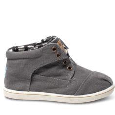 Grey Toms Botas Purchase
