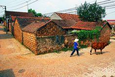 Duong Lam Ancient Village – A Peacefully Romantic Getaway
