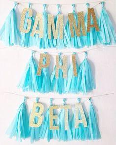 gamma phi beta | sorority sugar: