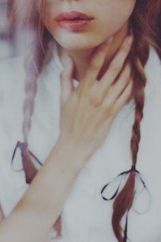 Söpöt letit! Kuka väittää, etteivät ohuet hiukset voi olle pitkänä kauniit?