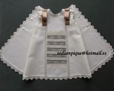 Resultado de imagen de todo pique ropa de bebe Little Girl Dresses, Little Girls, Baby Dresses, Line Shopping, Baby Gown, Christening Gowns, Alaia, Baby Boutique, Baby Sewing