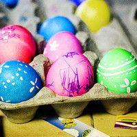 Come decorare le uova di pasqua fai da te