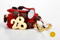 MAKE A WISH BRACELET .... may all your wishes come true www.oleunlimited.com