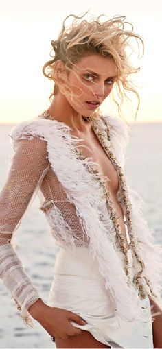 Chanel ● Silk & Feather Jacket