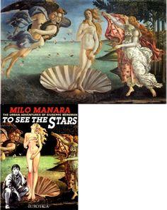 Milo Manara - Uma Aventura No Mundo Do Erotismo