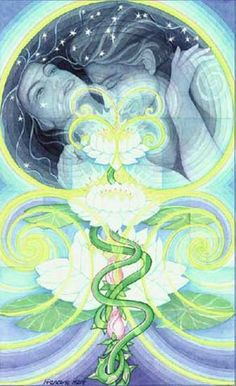 """""""Sacred Union ~ Passion and Spirit""""  by Francene Hart"""