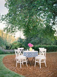 Photography: Jose Villa Photography - josevillaphoto.com Planning: Laurie Arons Special Events - lauriearons.com Floral Design: Kathleen Deery Design - kathleendeerydesign.com  Read More: http://www.stylemepretty.com/2013/07/25/kathleen-deerys-san-francisco-wedding-inspiration/