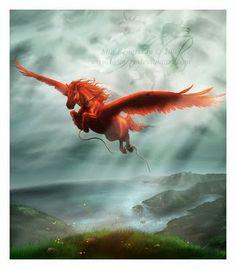 Google Image Result for http://4.bp.blogspot.com/_IUYlNU10BMY/SoqQ-6uE6OI/AAAAAAAAhuc/W2Z7VSUaKLY/s400/Horses-unicorns-Pegasus-23.jpg