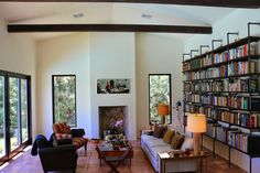 pipe bookshelf, industrial bookshelf, pipe shelf, diy bookshelf, how to make a pipe bookshelf