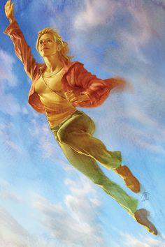 Buffy Season 8 #32 , cover art by Jo Chen