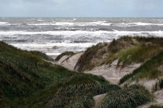 Sturm Henne Strand