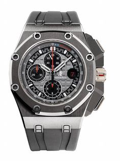 Audemars Piguet Royal Oak Offshore Michael Schumacher - titanium 1.000 pieces