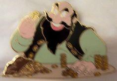 Disney Legacy Collection Stromboli Pinocchio Limited Edition 250 Pin New On Card - GoodNReadyToGo Disney Trading Pins, Disney Pins, Walt Disney, Puppet Show, Legacy Collection, Disney Colors, Mickey Ears, Animation