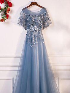 6c6b656f5127 Robe De Soiree Beading Long Evening Dresses