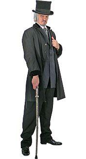 Ebenezer Scrooge Costume