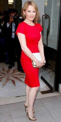 Kylie Minogue - Look of the Day - InStyle