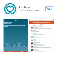 Did you know that JustServe has an app for i Phone and i Pad users? Go to your App Store and download today...serving in our community has never been easier! #JustServe #JesusChrist #lds #mormon #christian #service #stdavidstake #sharegoodness