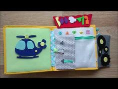 Quiet Book for two years old boy. Puzzle transport, cleaning teath, counting and others. Two Years Old Activities, Book Activities, 18 Month Old, Felt Quiet Books, Books For Boys, Two Year Olds, Busy Book, Old Boys, Make It Yourself
