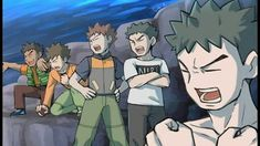 Brock Pokemon, Cool Pictures, Squad, Comedy, Anime, Pokemon Pictures, Cartoon Movies, Comedy Theater, Anime Music