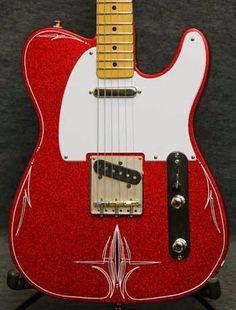 Fender Custom Telecaster Electric Guitar