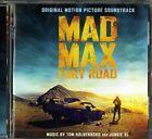 MAD MAX FURY ROAD  - COLONNA SONORA  CD  NUOVO SIGILLATO