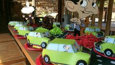 Mr Bean Birthday, 3rd Birthday, Birthday Ideas, Birthday Parties, Mr Bean Cake, Bean Cakes, Kids Party Themes, Party Ideas, Cake Smash