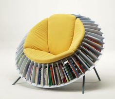 These creative furniture designs are guaranteed to get rid of any bad mood