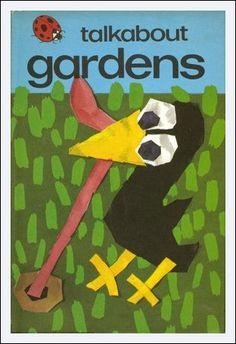 Ladybird book – Talkabout: Gardens