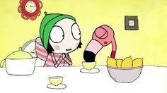 Sarah & Duck: Scared Of Stairs