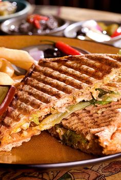 Fresh. Fast. Toasted. by Toasteria Cafe, via Flickr: great grilled cheese at the Toasteria, Taipei