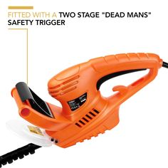 dead man switch feature for electrical hand tools - Yahoo Image Search results
