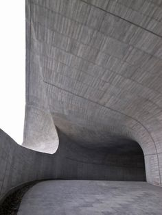 Visitor centre at Sun Moon Lake, Taiwan - by Japanese architectural firm Norihiko Dan and Associates.