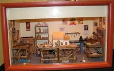 A miniature enthusiasts site