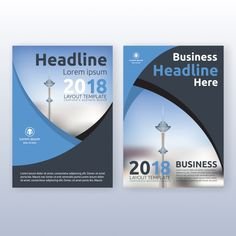 Free Business Brochure and Flyer template design