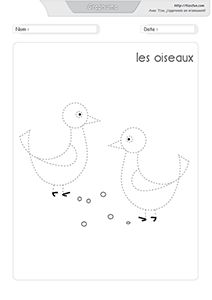 18 super images de oiseaux en hiver the birds preschool et animals for kids - Dessiner un oiseau en maternelle ...
