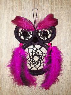 owl dream dreamcatcher bird