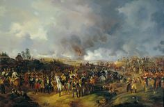 (1813, Oct. 16-19) Battle at Leipzig - Coalition victory over the French