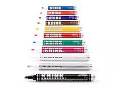 ART IS BEAUTY: $150 KRINK Permanent Paint Pen Giveaway ENDED