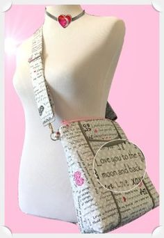 quick access bag pattern by sewn ideas | PatternPile.com - sew, quilt, knit and crochet fun gifts!