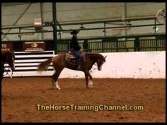 "Champion Horse Training Tip #17: Rusty Green ""shape"" & ""the drive train"""