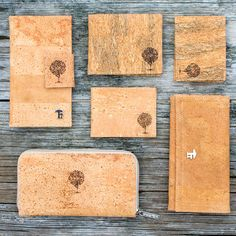 Cork wallets would make the perfect give for _______________. Made with natural, organic, sustainable cork fabric that is soft to the touch, feather light yet durable and waterproof. Women's and men's wallets now available at www.yolohayoga.com