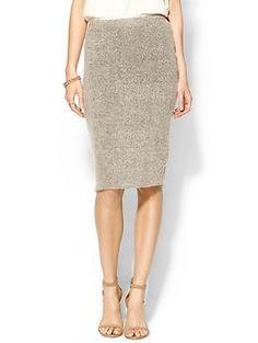 6463579c6c2 Fraiche by J Soft Sweater Pencil Skirt