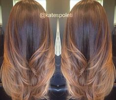 Balayage Ombre, Seamless Ombre, Blonde Ombre, Ombre, Pretty Ombre