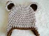Baby Crochet Hat Baby Boy Hat Baby