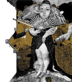 Интервью с Владиславом Ерко о новой книге – пьесе Шекспира «Ромео и Джульетта». Служанка Джульетты — кладезь скабрезностей. Ну, очень сочный персонаж! Огромный венецианский веер с маской, тугая плоть, умиляется по любому поводу, кокетничает напропалую. Она принесла весточку от Джульетты, но на самом деле вовлечена в разговор с молодыми людьми. Их руки пощипывают ее за округлости. Из-под ее юбки выглядывает физиономия слуги Пьетро. Юноши пугают его своим остроумием.