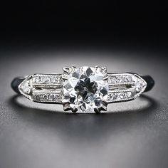 .70 Carat Vintage Diamond Engagement Ring - 10-1-5126 - Lang Antiques $4,250