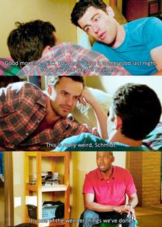 "New Girl ""It's one of the weirder things we've done"""